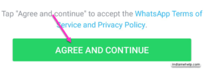 whatsapp-agree-and-continue-option