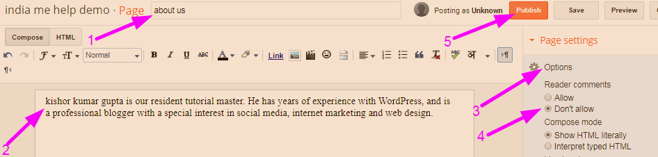 about-us-page-publish-on-blogspot-blog