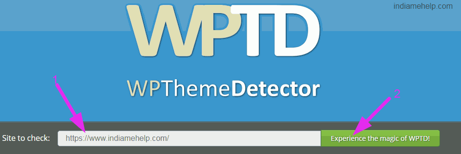 wordpress theme detectot